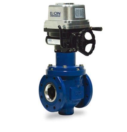 Electric control valves