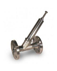 Pressure sustaining valves
